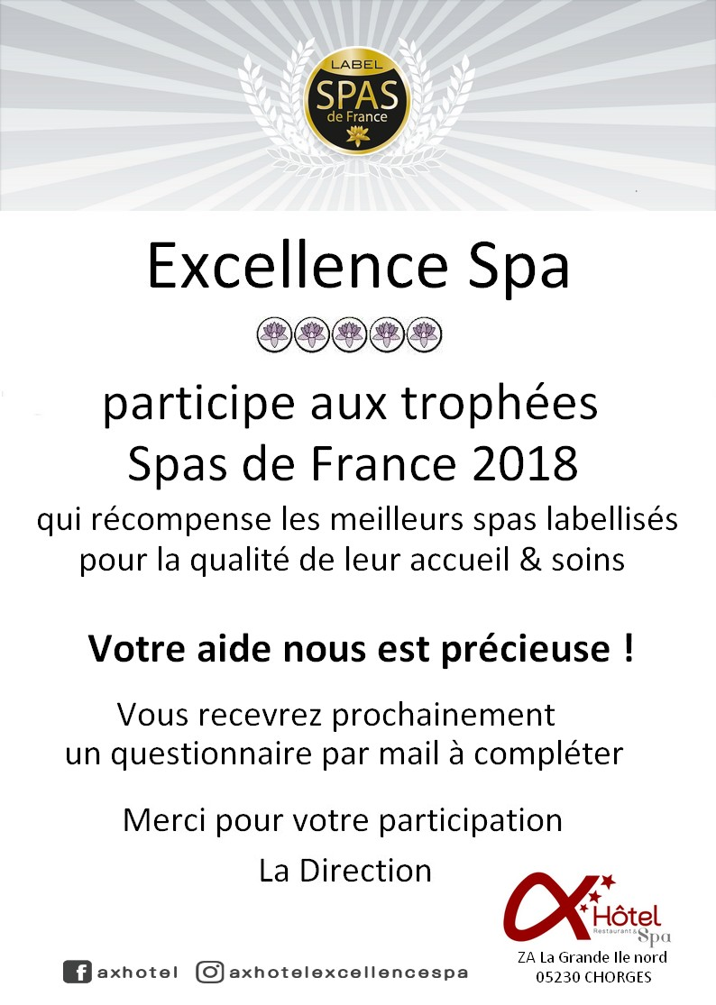 trophees spas de france