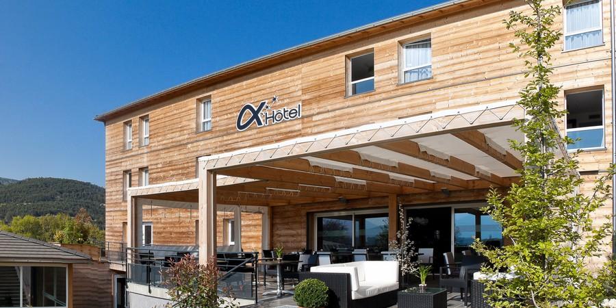 Spa Ax Hotel Chorges