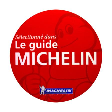 Hotel sur le guide michelin